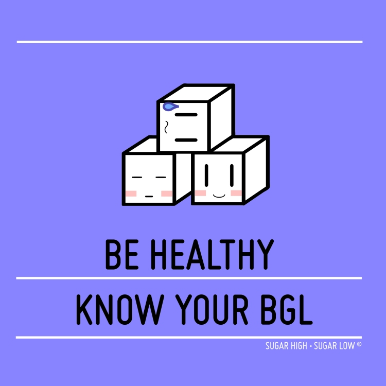 BE HEALTHY KNOW YOUR BGL