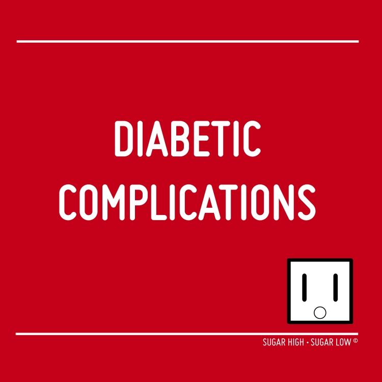 DIABETIC COMPLICATIONS