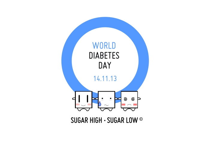 WORLD DIABETES DAY 141113