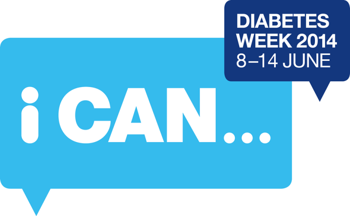 Diabetes week #iCan @DiabetesUK