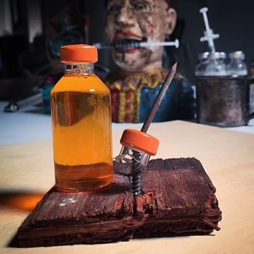 Designer Insulin Orange